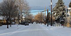 snow street photo