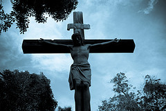 christ cross photo