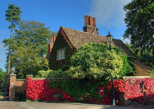 Grantchester Vicarage